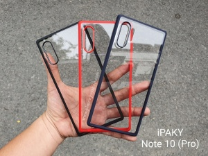 Ốp dẻo IPAKY chống sốc Note 10.